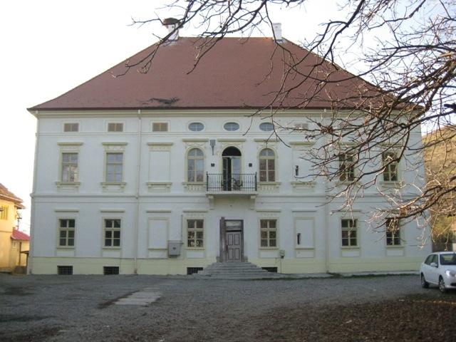 Istoria castelului Rhédey din Sângeorgiu de Pădure