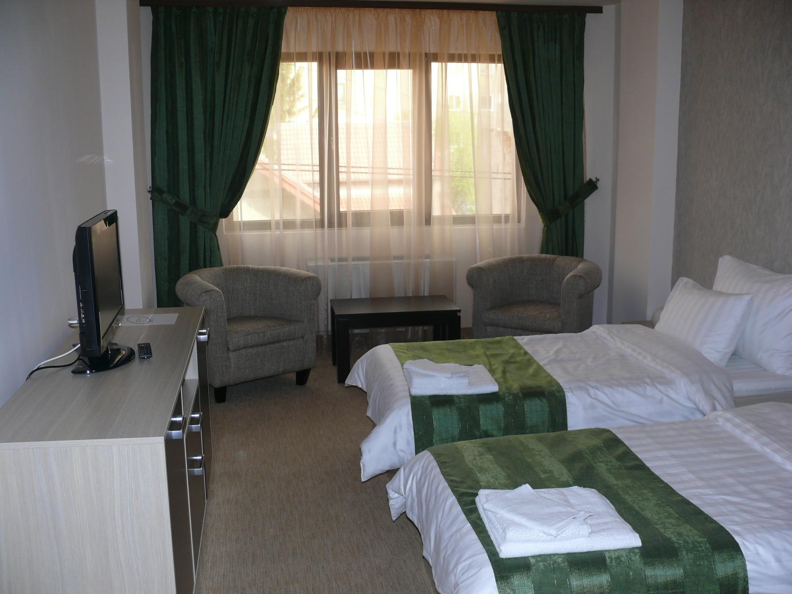 Hotel Davos, Deva