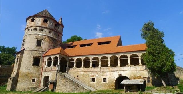 Excursie la castelul Bethlen din Criș