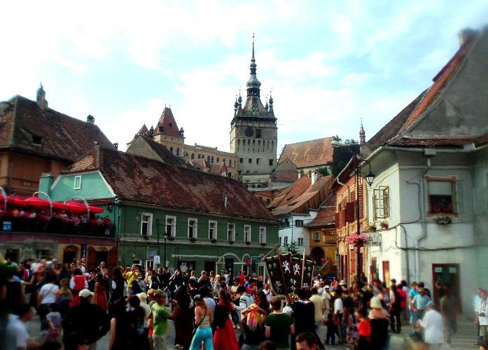 Festivalul Sighișoara Medievală 2013