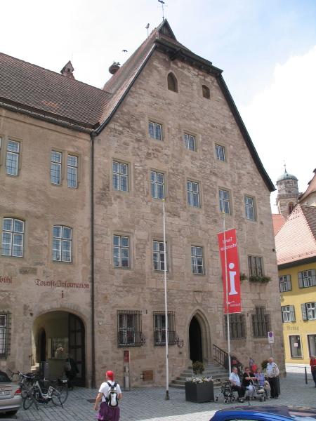 Întâlnirea sașilor medieșeni la Dinkelsbühl a fost un succes