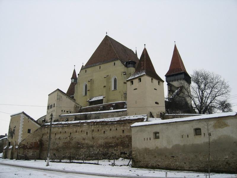 Biertan, una dintre cele mai importante cetati din Transilvania