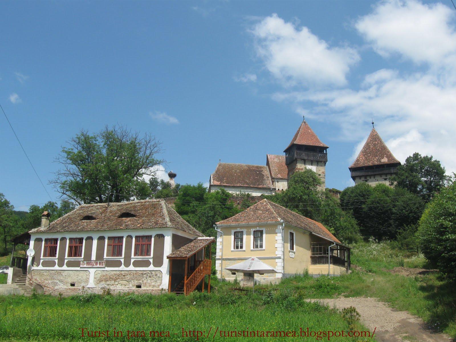 Alma Vii, satul de sine statator