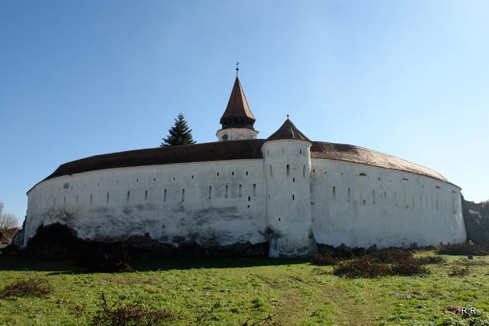 Biserica din Prejmer, atacată de 50 de ori de otomani, fără să fie cucerită