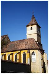 Mediasch. Burg der Freimaurer