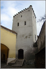 Mediaş. Cetatea francmasonilor