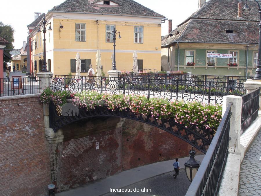 Legendele Podului Minciunilor din Sibiu