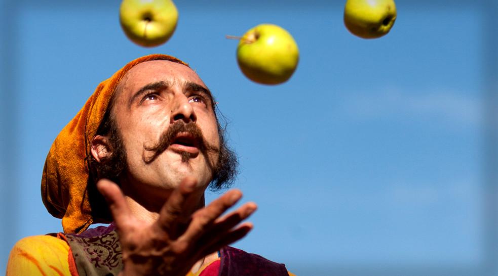 """Es beginnt das medievale Festival """"Siebenbürgische Festungen"""" in Hermannstadt"""