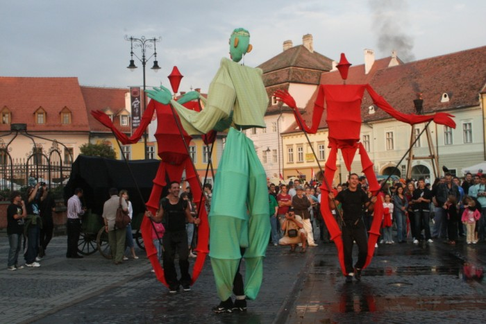 """Începe Festivalul medieval """"Cetăți Transilvane"""" la Sibiu"""