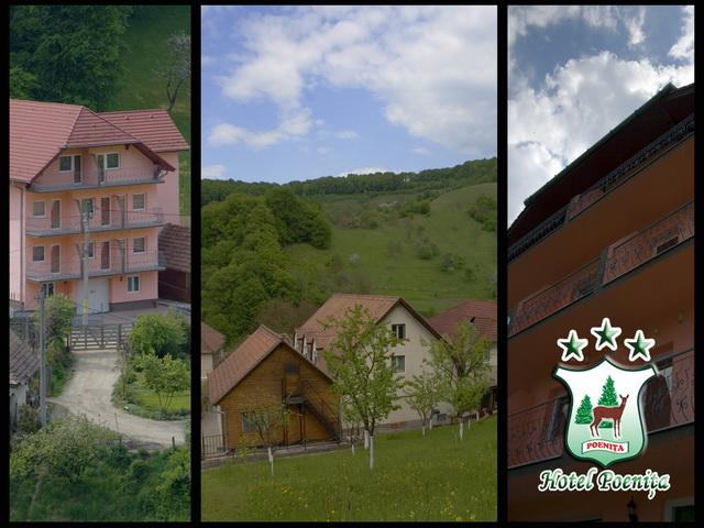 Poenita Hotel Schässburg