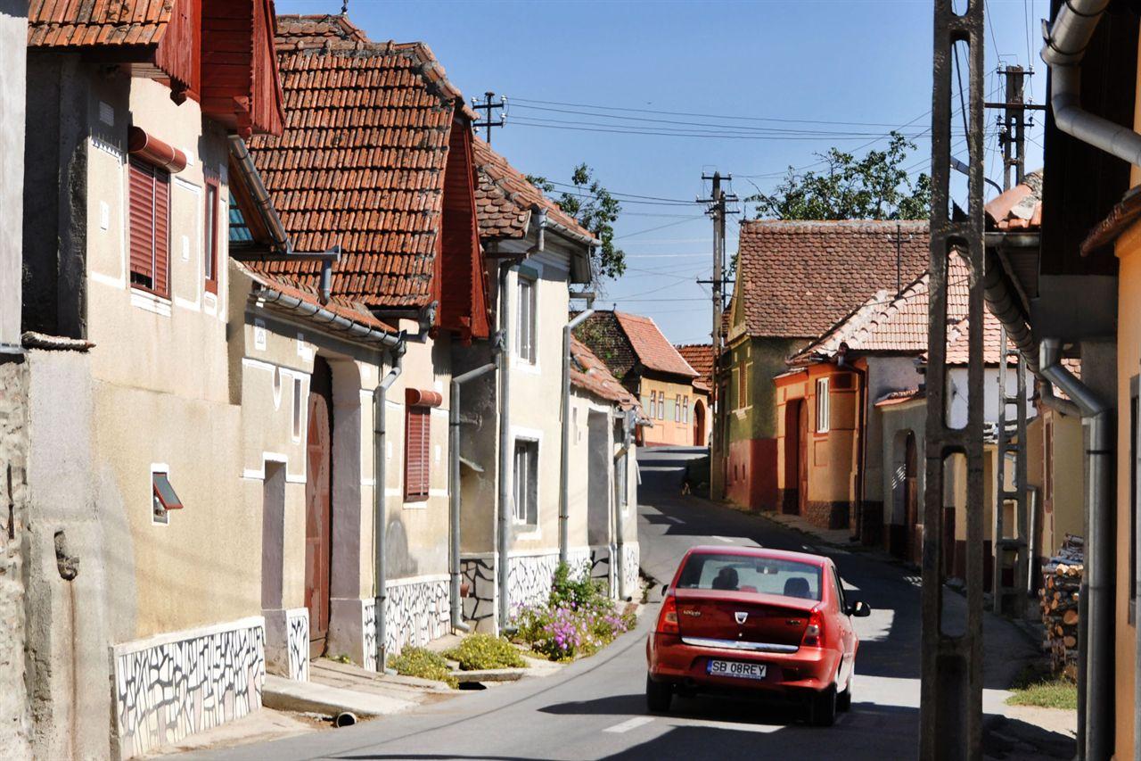 Drumul Transhumantei in Marginimea Sibiului