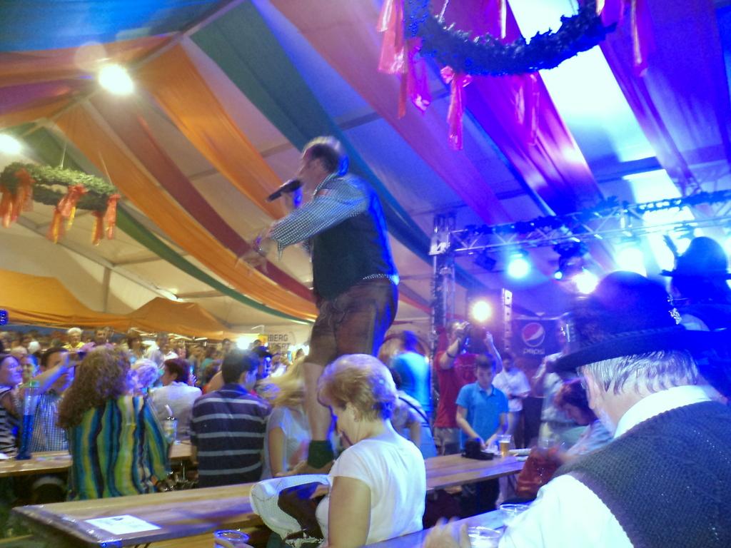 Oktoberfest 2012 Sibiu. Patru zile de distracție și mâncare