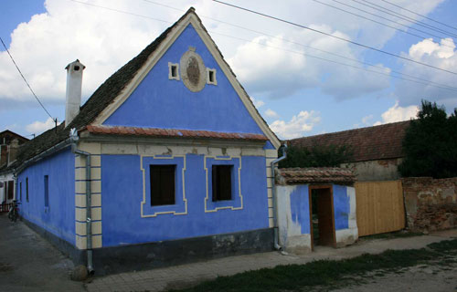 Casa Gerendi din Altana, construita in urma cu peste 500 de ani