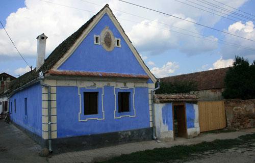 Das Gerendi Haus von Alzen, wurde vor über 500 Jahren gebaut