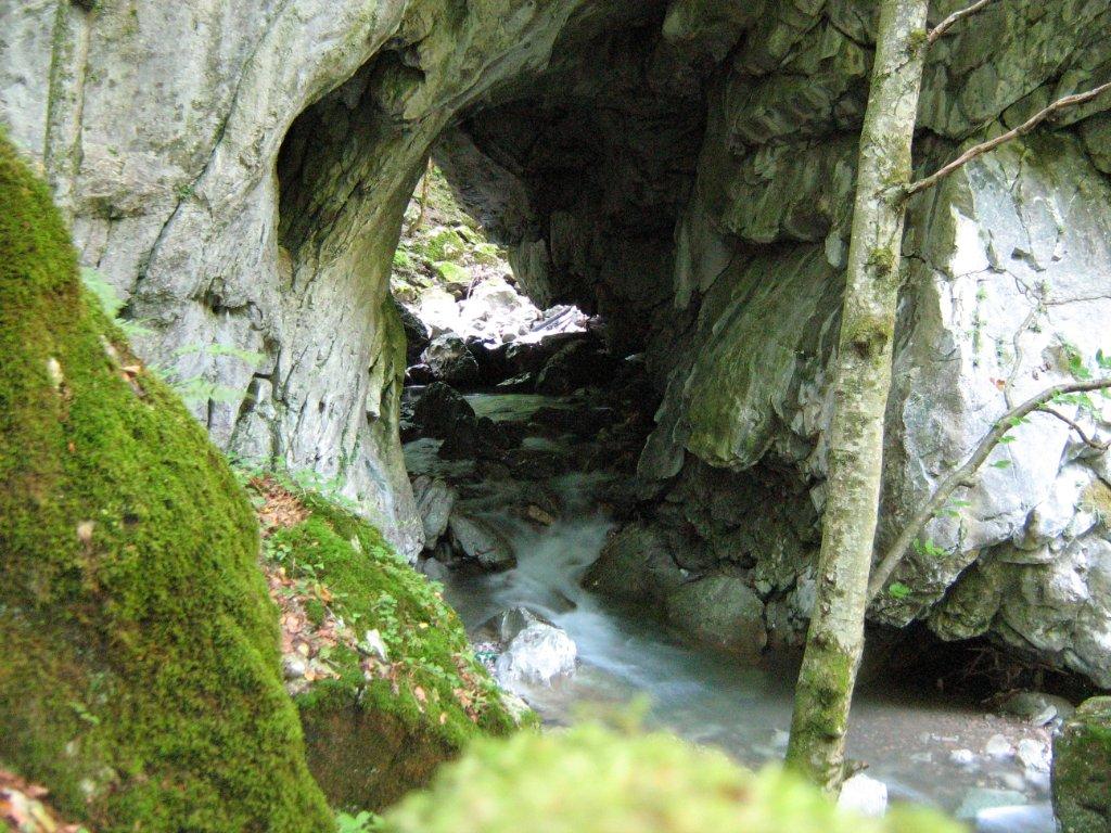 Die natürliche Brücke bei Grohot, das weniger bekannte Wunder aus Siebenbürgen