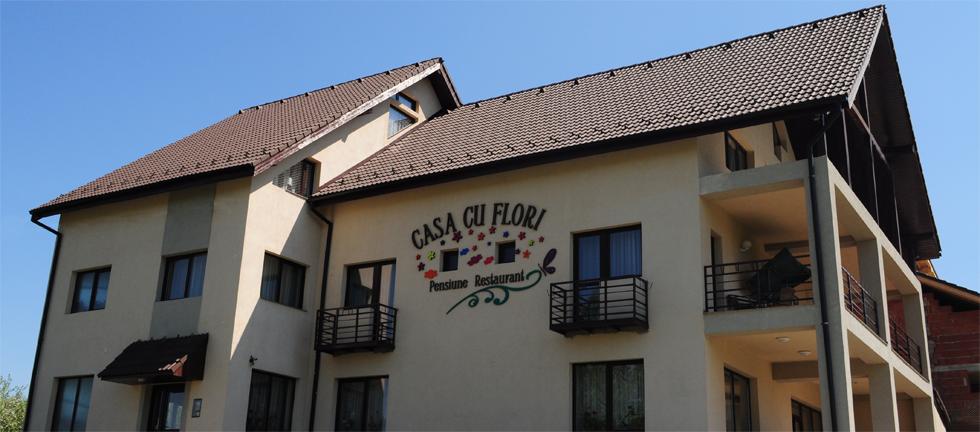 Pensiunea Casa cu Flori din Cisnădioara, Sibiu