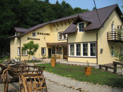 Pension Balada, Avrig (Freck)