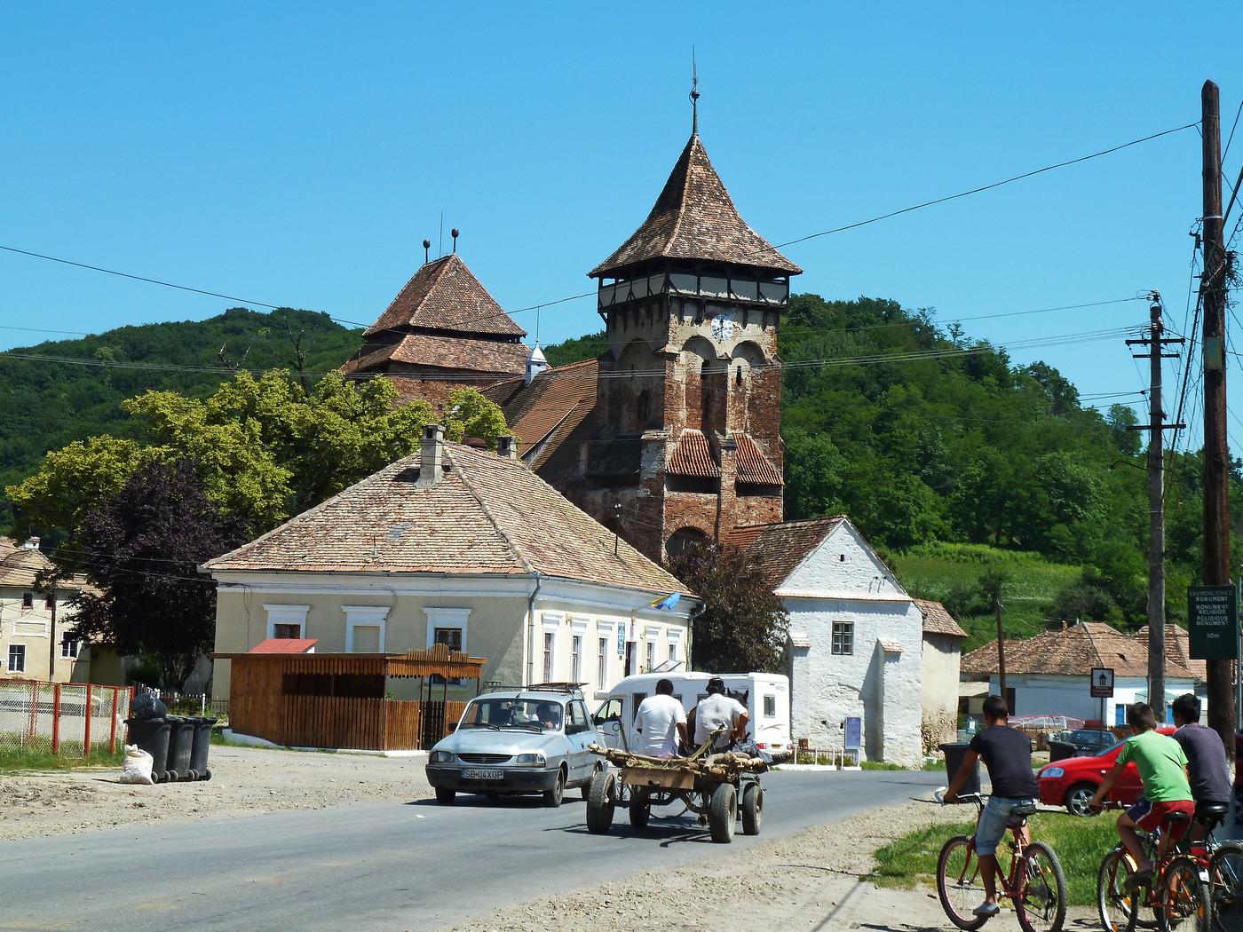Valea Viilor, satul transilvănean