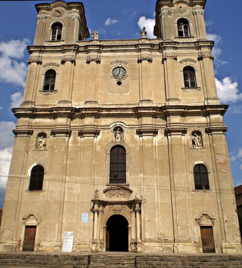 Biserica armenească din Dumbrăveni