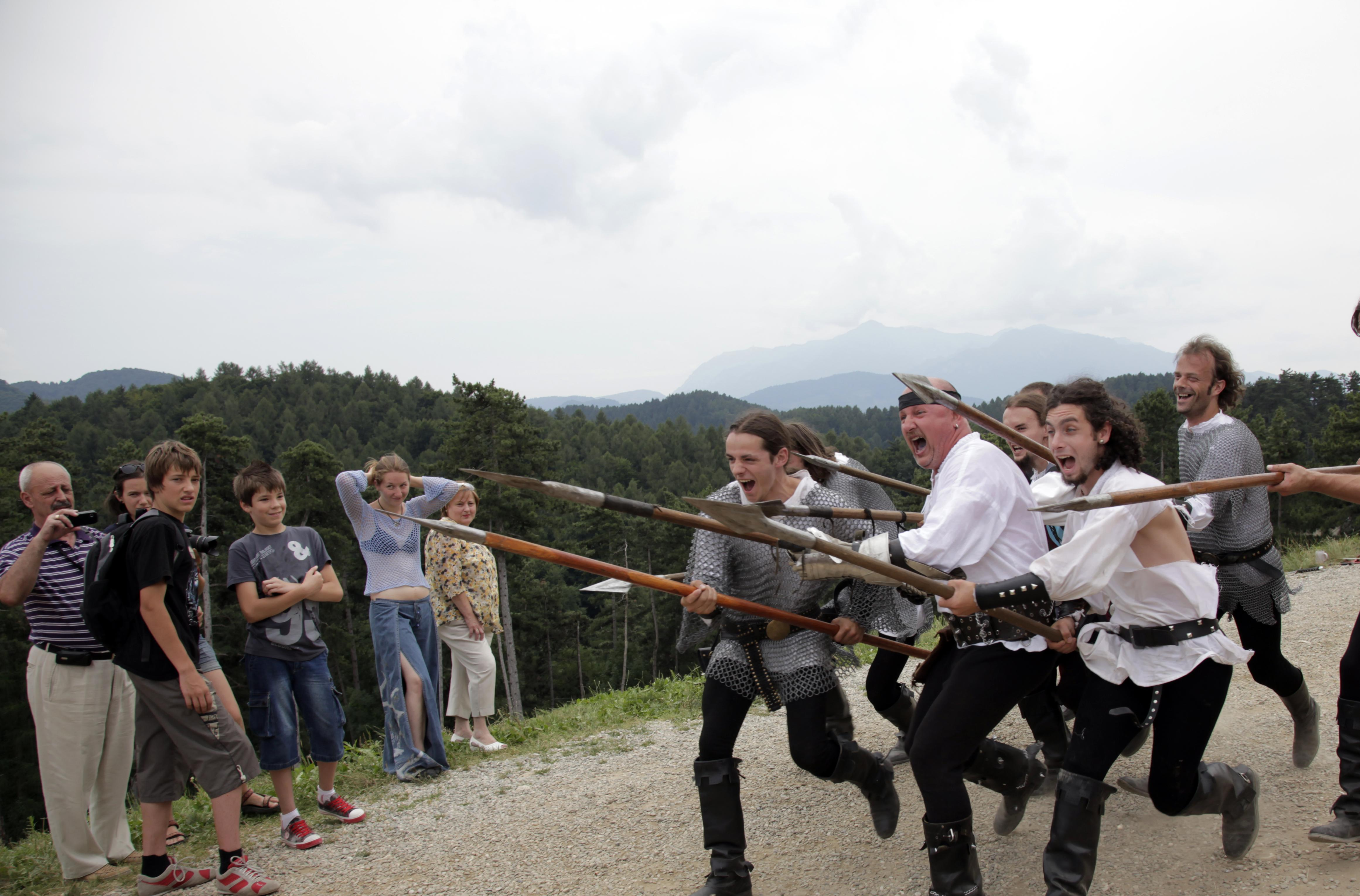 Pro Istoria Fest 2012 – Schäßburg