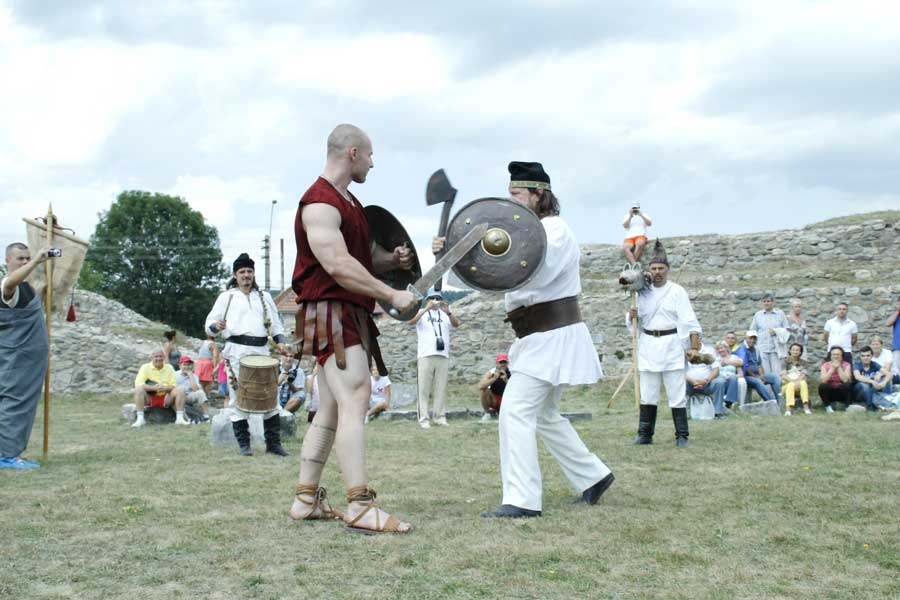Pro Istoria Fest 2012 – Sighişoara