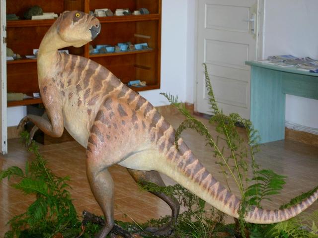 Dinosaurier Geopark, Jurassic Park in mitten von Haţeg Land