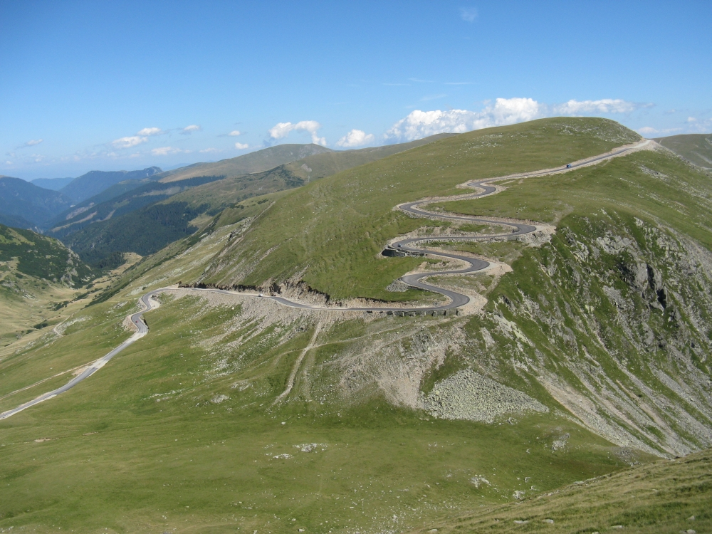 Weekend Tipp: in den Karpaten Paradies auf der Transalpina Stasse