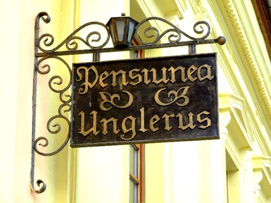 pensiunea unglerus