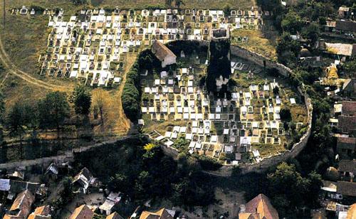 Cetatea uitată de la Petreşti