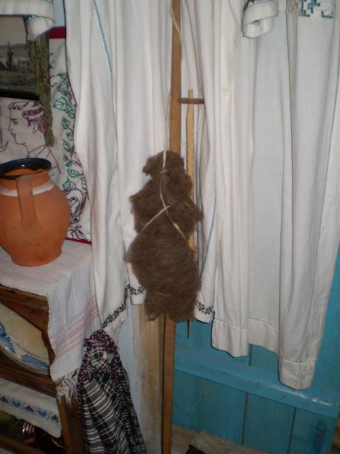 Das Ethnographische Museum der Familie Morariu in Jina