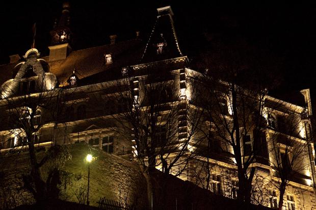 Halloween in Transilvania: petrecere cu Dracula
