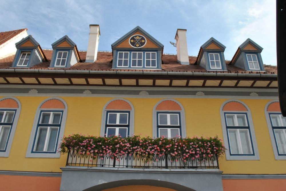 Istoria Casei Lutsch, una dintre cele mai reprezentative case din Sibiu