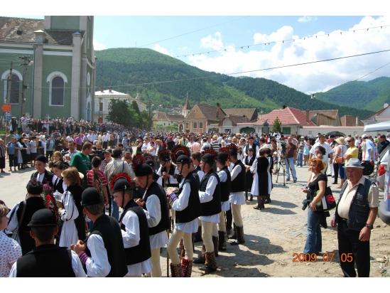 Auendorf, das Dorf wo die Tradition der Gebote bewahrt wird
