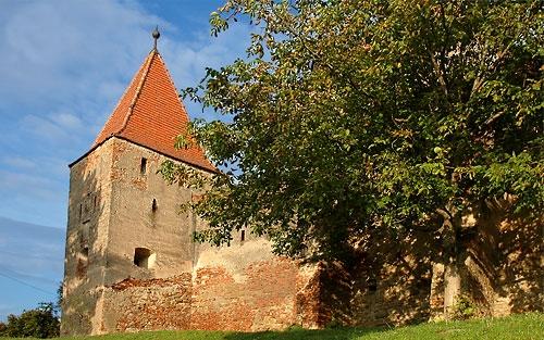 """""""Die stolze Burg"""" und die goldenen Äpfel"""
