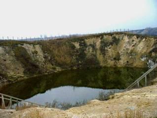 Ocna Sibiului, misterul lacurilor fara fund
