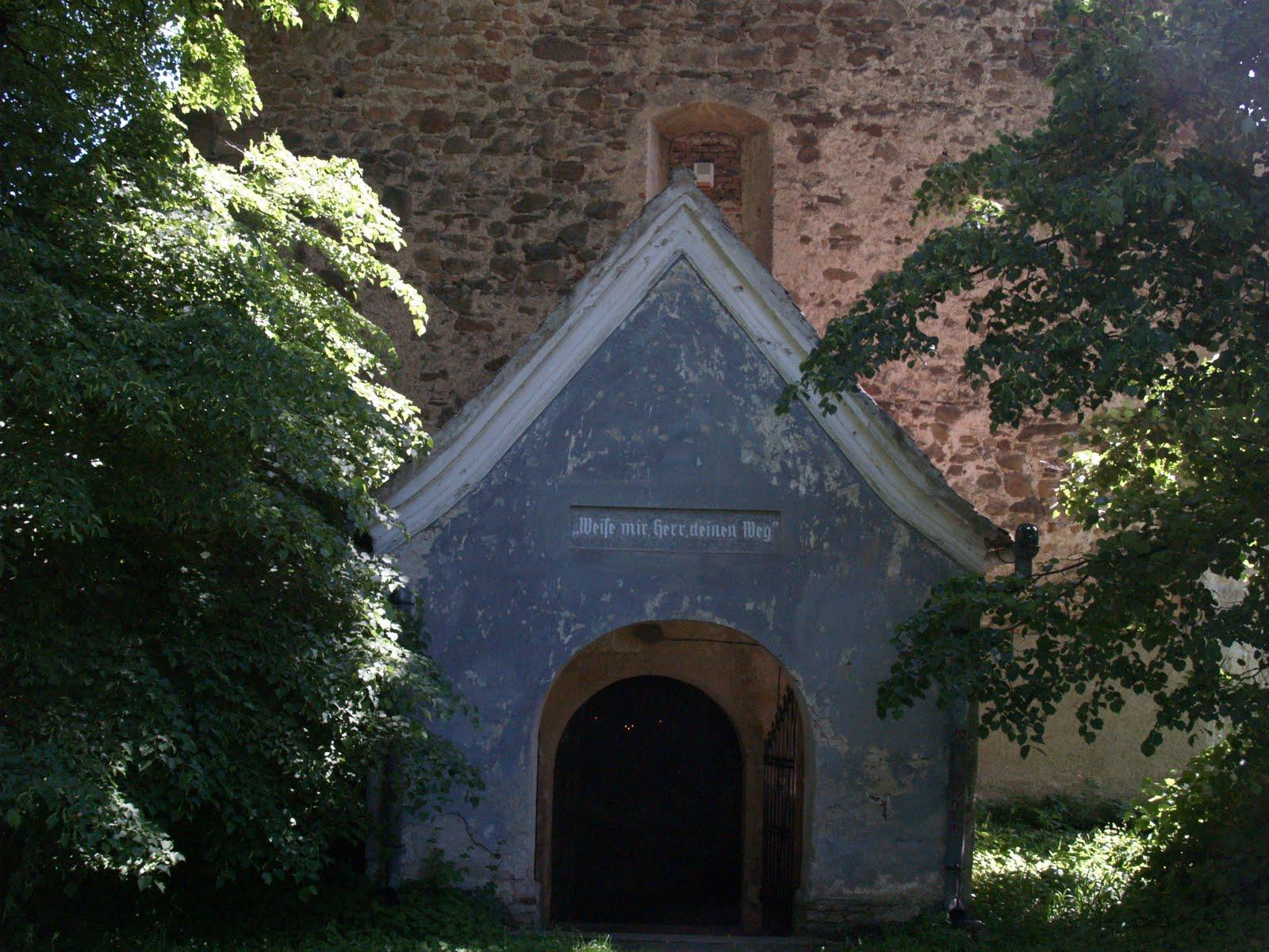 Die Wehrkirche in Rothberg, einer der vergessenen Schätze Siebenürgens