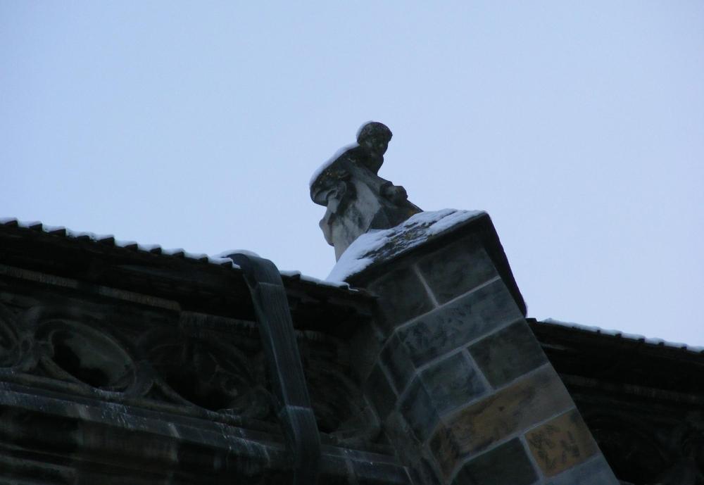 Legenda Copilului de pe Biserica Neagra din Brasov