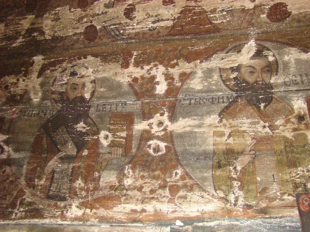 Legenda bisericii de lemn de la Poiana Sibiului