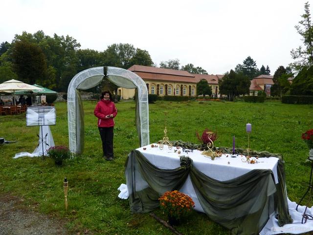 O zi printre personaje de epoca: incepe Festivalul Toamna Baroca