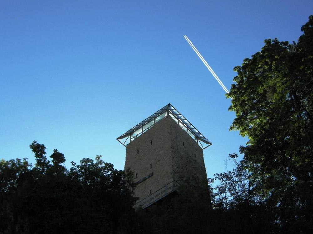 Povestea Turnului Negru și a numelui său, primul strajer al Brasovului