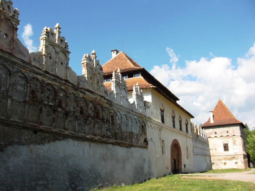 Castelul Lazar, de la epoca de glorie la decadere