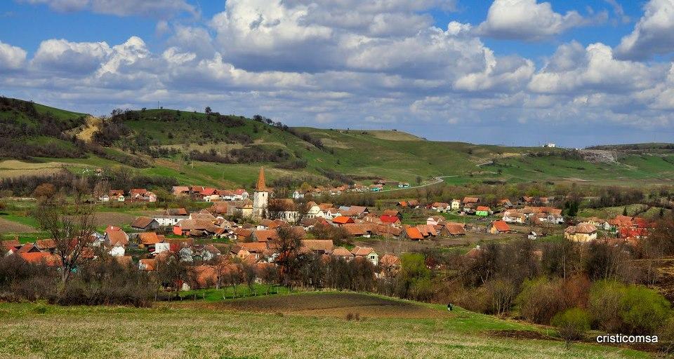 Articolul cititorului: Vard, localitatea care te indragosteste de Transilvania