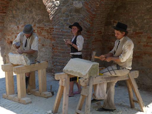 Auf den Spuren der alten Handwerker: Haus der Gesellen in Hermannstadt