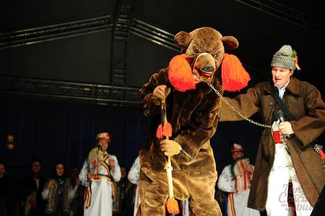 Tradition und Freude in Hermannstadt: Weihnachtsmarkt 2012