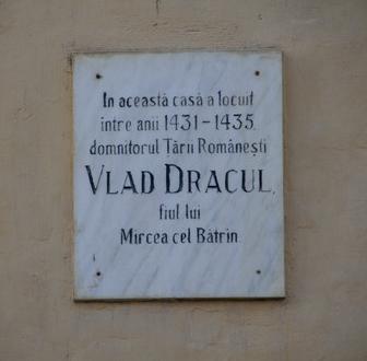 Draculas Enigma: wurde er in Schässburg geboren?
