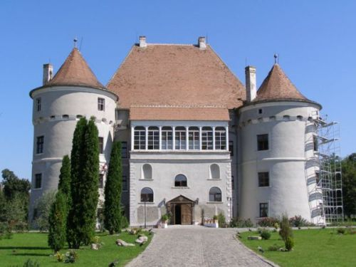 Haller Bethlen Schloss in Kokelburg, eine vergessene Geschichte
