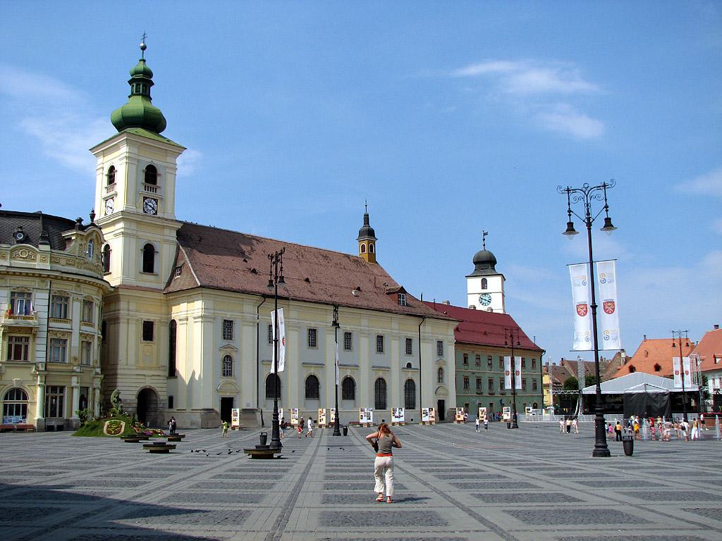 Sibiu, cetate medievala