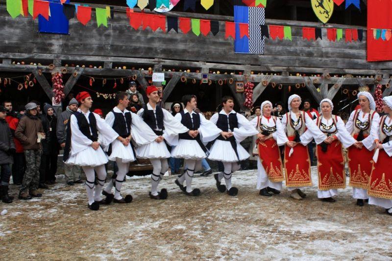 Das Programm des Etnovember Festival 2012 in Kronstadt