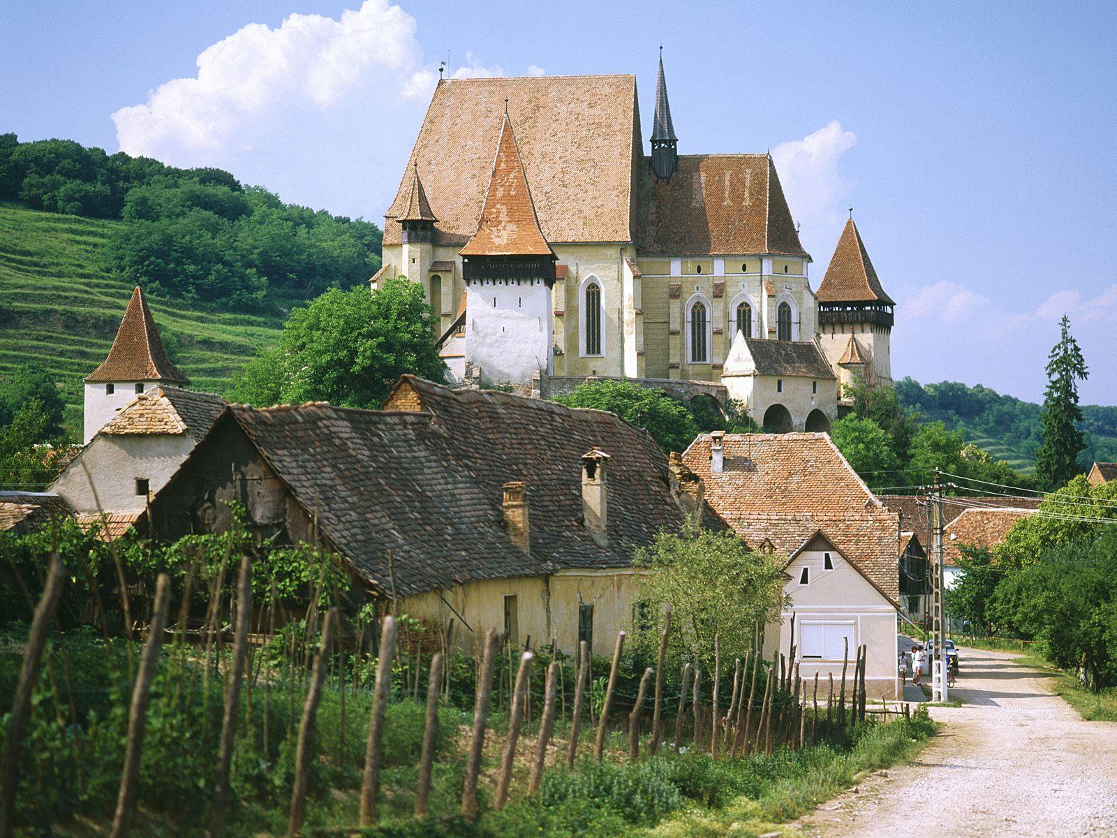 Siebenbürgen, mittelalterliches Land
