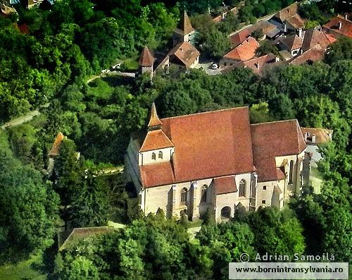Biserica din Deal, mandria din Cetatea Sighisoara